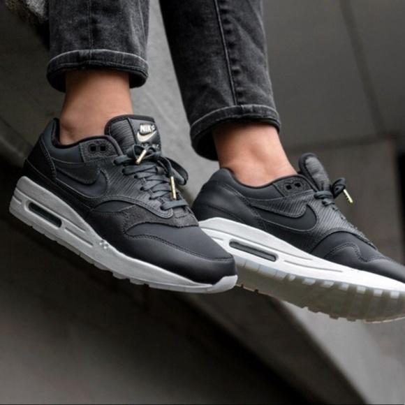 7fa2bbc5d9f Nike Air Max 1 Premium Women s Shoes